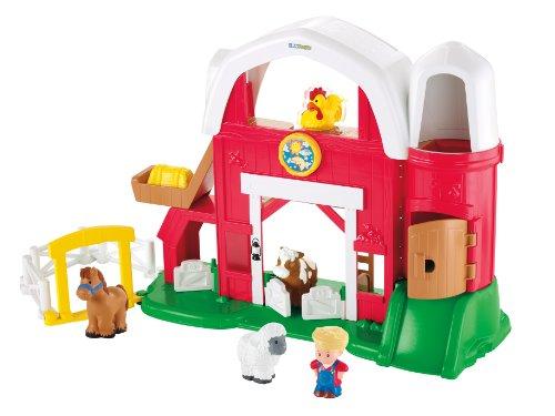 Fisher-Price Little People Fun Sounds Farm