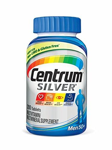 Centrum Men Multivitamin/Multimineral Supplement Tablet