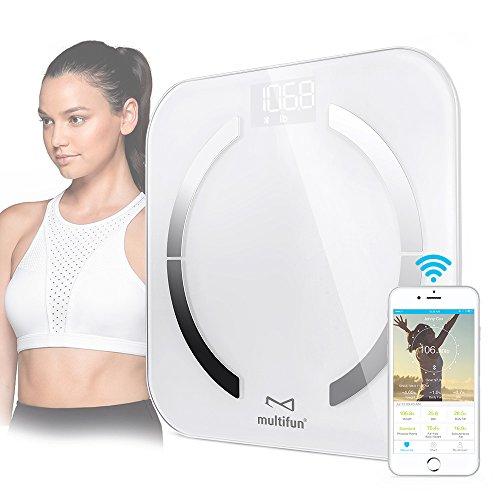 MultiFunUS Bluetooth Body Fat Scale