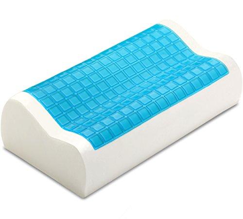 Contour Memory Foam Pillow from PharMeDoc