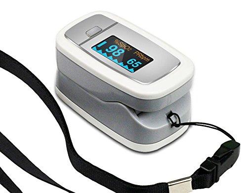 EasyatHome Fingertip Pulse Oximeter