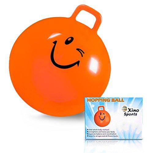 Deluxe Hopping Ball for Kids