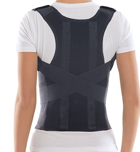 Comfort Posture Corrector and Back Support Brace from TOROS-GROUP