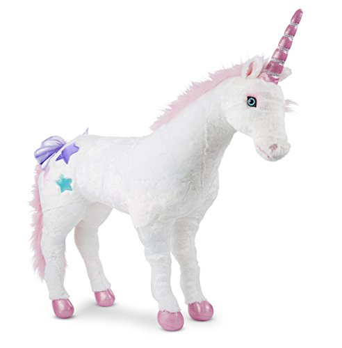 Melissa and Doug Giant Unicorn Stuffed Animal
