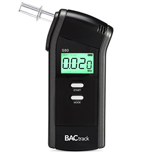 BACtrack S80 Personal Breathalyzer