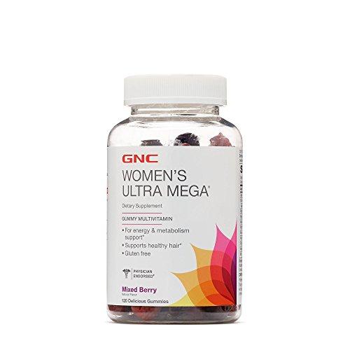 GNC Womens Ultra Mega Multivitamin
