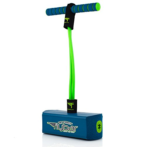 Flybar Foam Pogo Jumper For Kids - Fun and Safe Pogo Stick For 4 Year Olds