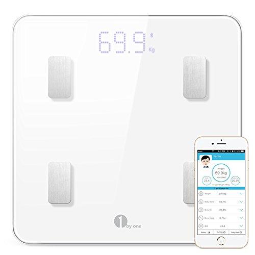 1byone Digital Weight Scale Bathroom Scale