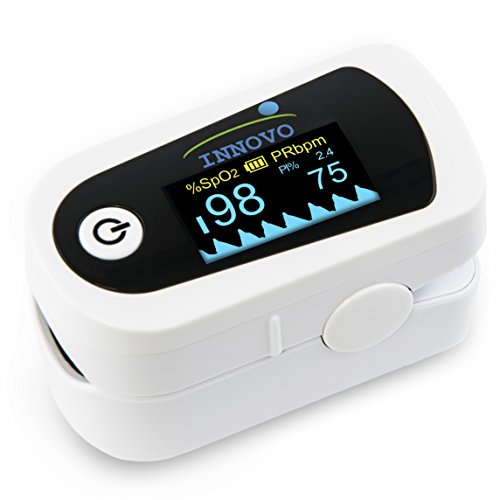 Nonin Medical GO2 Fingertip Pulse Oximeter