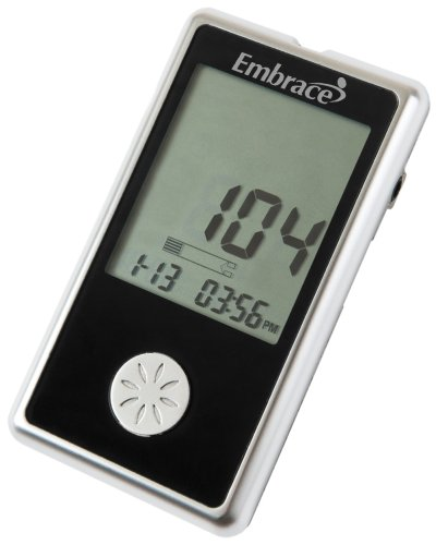 Omnis Health Blood Glucose meter with audible feature