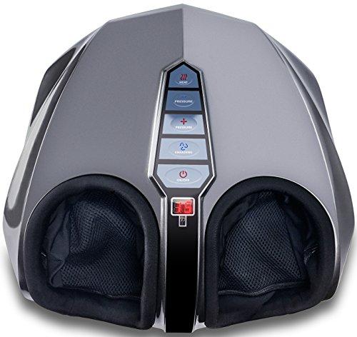 Miko Shiatsu Home Foot Massager Machine With Switchable Heat