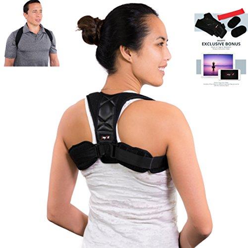 Creatrill Posture Corrector Shoulder Brace Adjustable Clavicle Brace