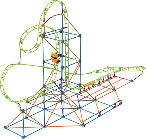 K'NEX Thrill Rides – Infinite Journey Roller Coaster