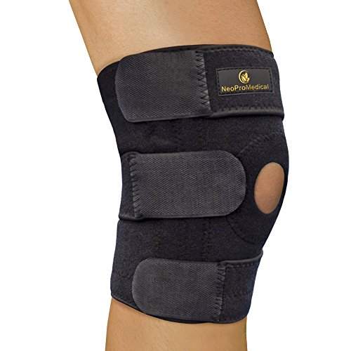NeoProMedical Knee Support - Neoprene Breathable Knee Brace