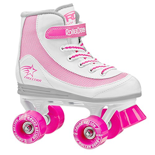 Roller Derby Girls' Firestar Roller Skates