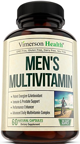 Vimerson Health Men's Daily Multivitamin Supplement