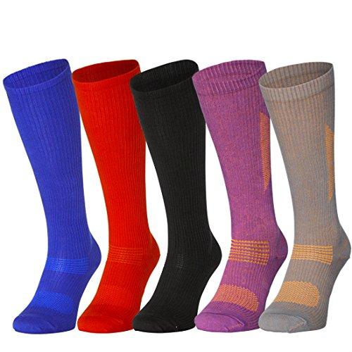 Organic Graduated Compression Socks by DANISH ENDURANCE