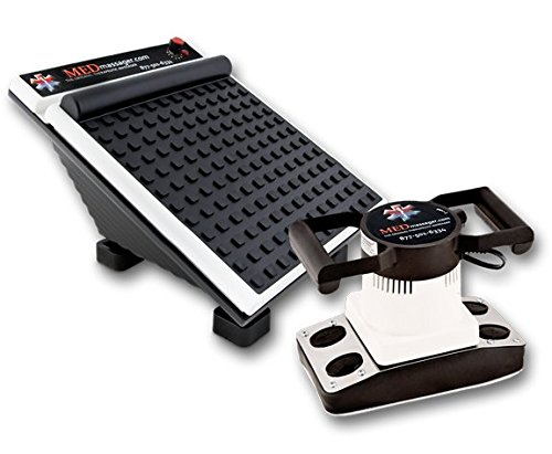 MedMassager Variable Speed Foot and Body Massager Combo