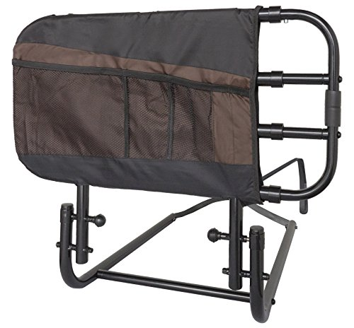 Stander Ez Adjust & Pivoting Adult Home Bed Rail