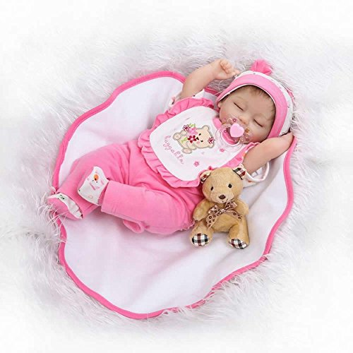 All children love baby dolls, and the Sleeping Soft Newborn is a lifelike that will allow her to practice caregiving skills just like mommy. A Guide On The Best Gifts \u0026 Toys For 6 Year Old Girls - New 2019
