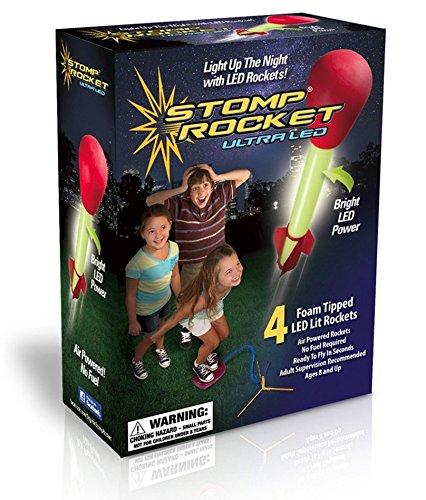 The Original Stomp Rocket Ultra LED