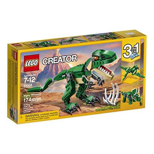 LEGO Creator Mighty Dinosaurs Building Kit