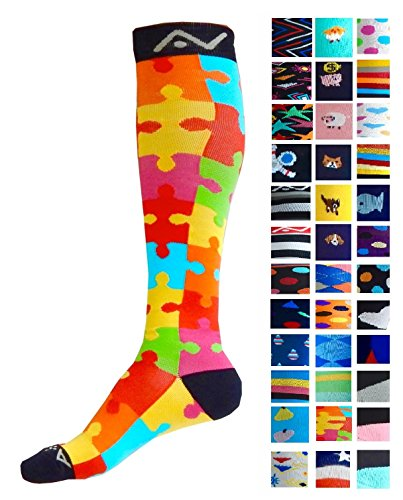 A-Swift Compression Socks (1 pair) for Women & Men by A-Swift