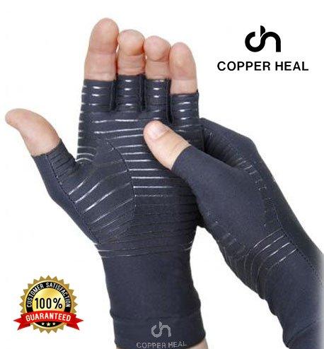COPPER HEAL Arthritis Compression Gloves