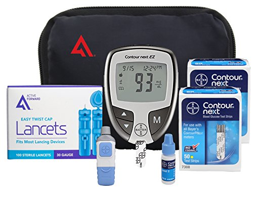 Active 1st NEXT EZ diabetic testing kit