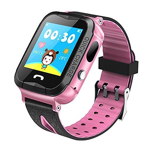 Lemumu Tracker Kids Watch