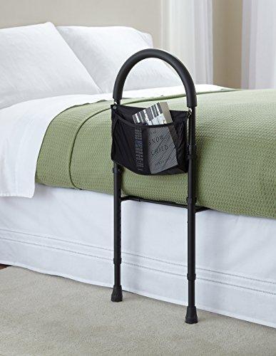 Medline Bed Assist Bar with Storage Pocket