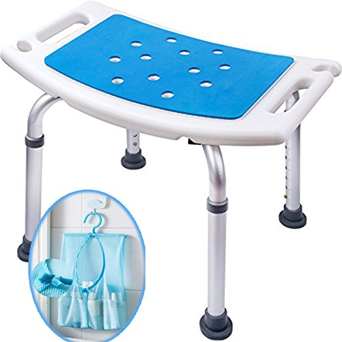 Medokare Shower Stool with Padded Seat