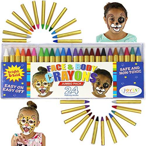 Joyin Toy 24 Colors Face Paint