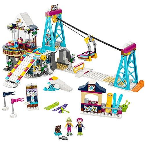 LEGO Friends Snow Resort Ski Lift 41324 Building Kit