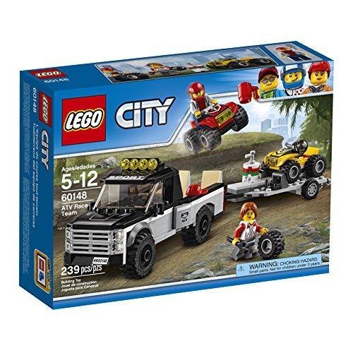 LEGO City ATV Race Team LEGO set - 60148
