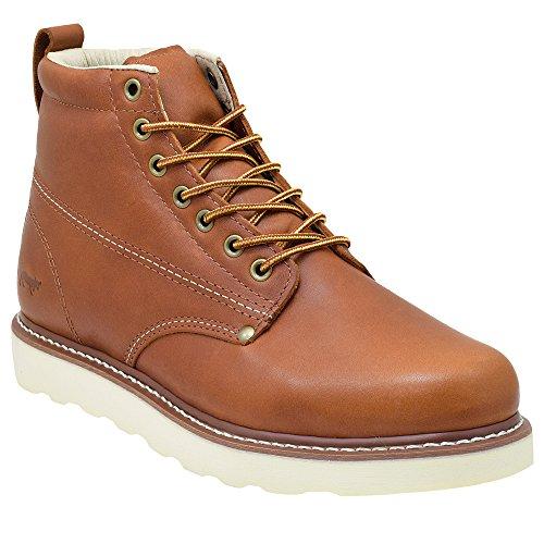 Golden Fox Work Boots Men's 6