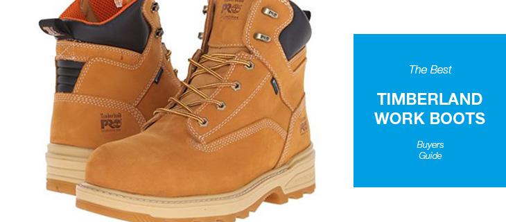 best-timberland work boots