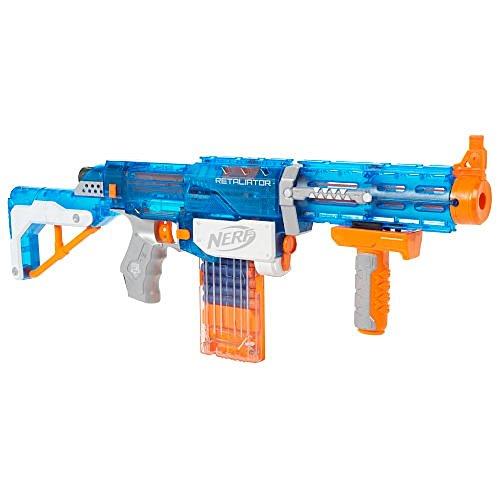 NERF NStrike Elite Retaliator Sonic Ice Series Blaster