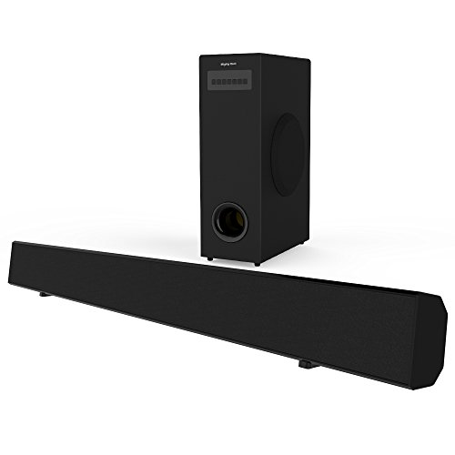 Mighty Rock Soundbar with Subwoofer