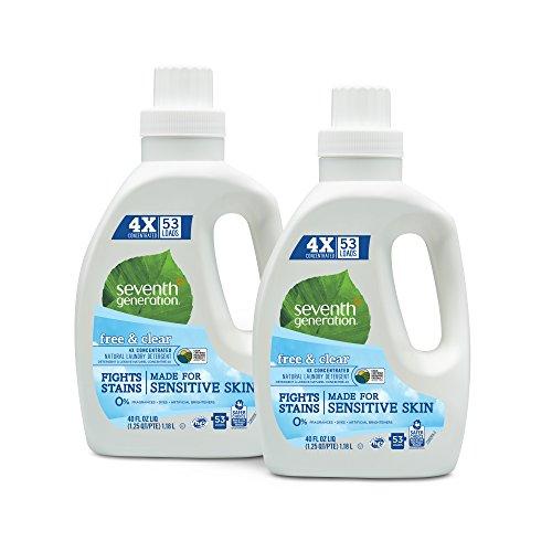 Seventh Generation Natural Laundry Detergent
