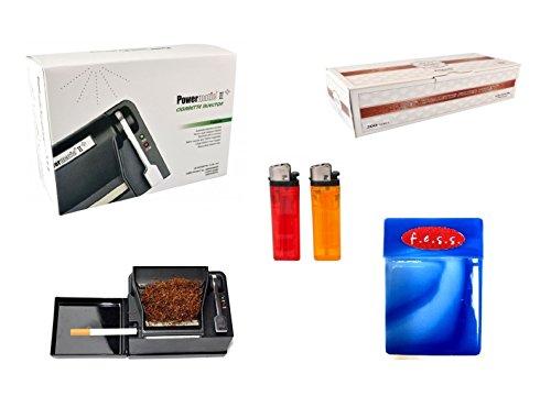 F.E.S.S. Products Electric Cigarette Injector Machine
