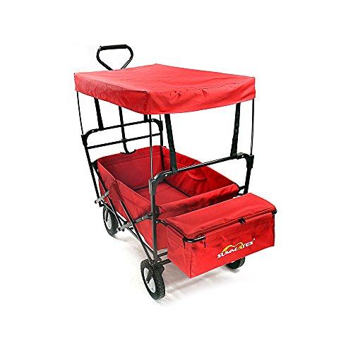 Summates Collapsible Wagon