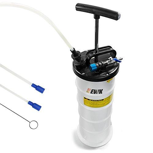 EWK Pneumatic and Manual Oil Changer Vacuum Fluid Extractor
