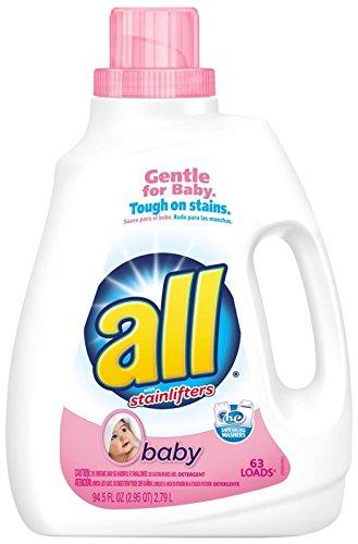 All Baby Liquid Laundry Detergent