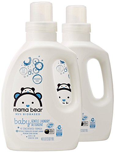 Mama Bear Concentrated Baby Laundry Detergent