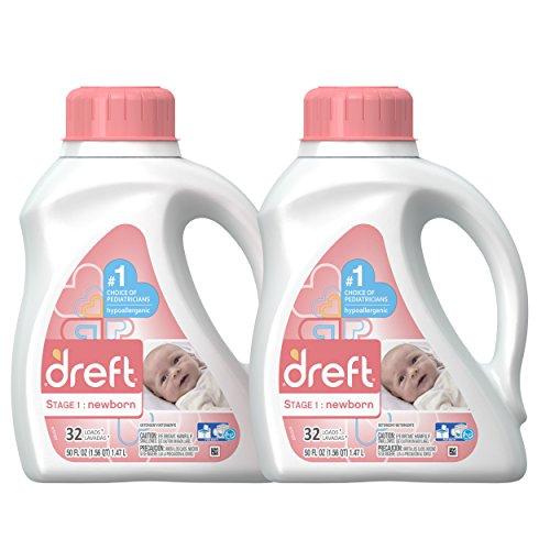 Dreft Stage 1 Newborn Laundry detergent