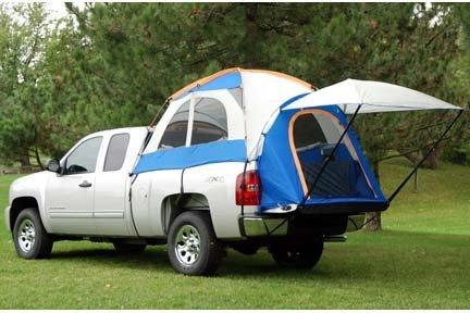 Sportz Truck Tent III for Full Size Regular Bed Trucks (For Chevrolet C/K and Silverado Models)