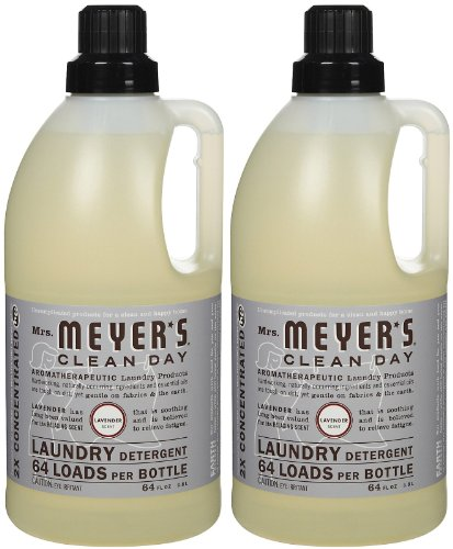 Mrs. Meyer's 64 Load Laundry Detergent