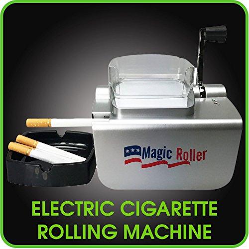 Magic Roller Electric Cigarette Rolling Machine