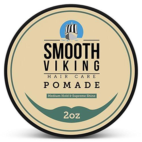 Smooth Viking Beard Care- Pomade for Men